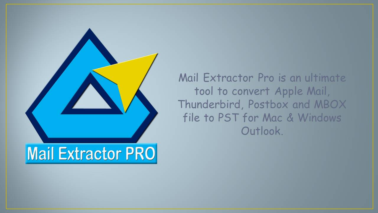 Export MBOX to Outlook for Mac