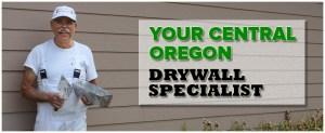 Drywall repair image