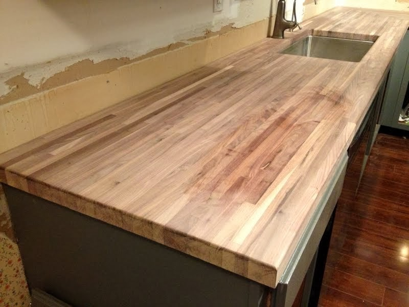How I Protect And Clean My Butcher Block Counters The Ugly Duckling House