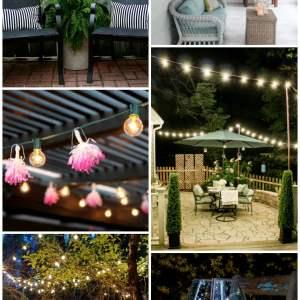 11 Brilliant Outdoor Lighting Ideas