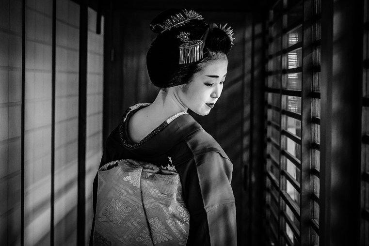 Kyoto Geisha © Robin Yong