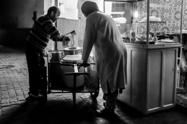 The Milkman Of Meknès