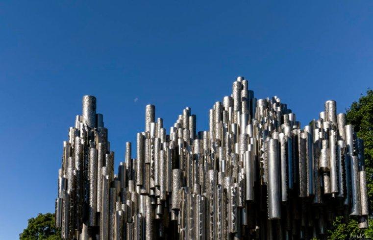 Jean Sibelius Monument, Helsinki