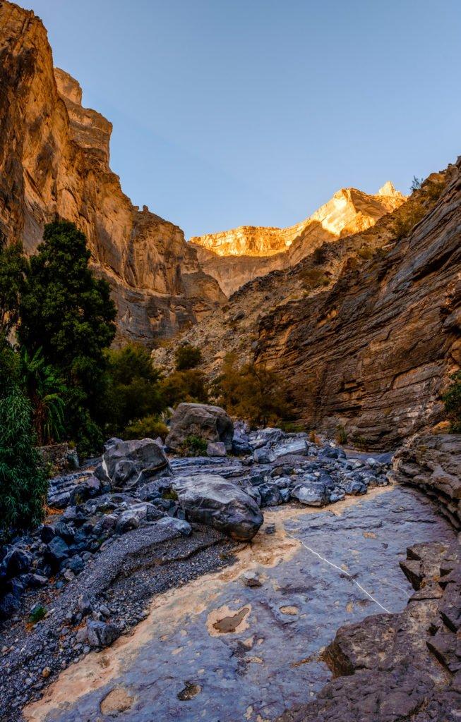 Wadi Nakhr, Oman