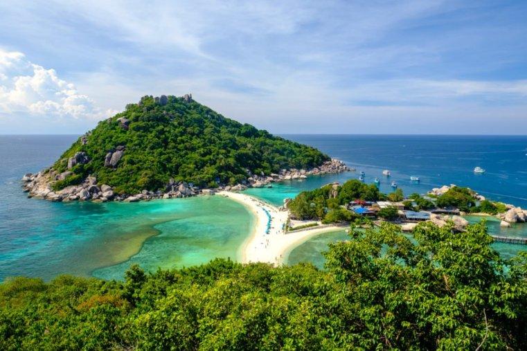 Nang Yuan Island, Koh Tao