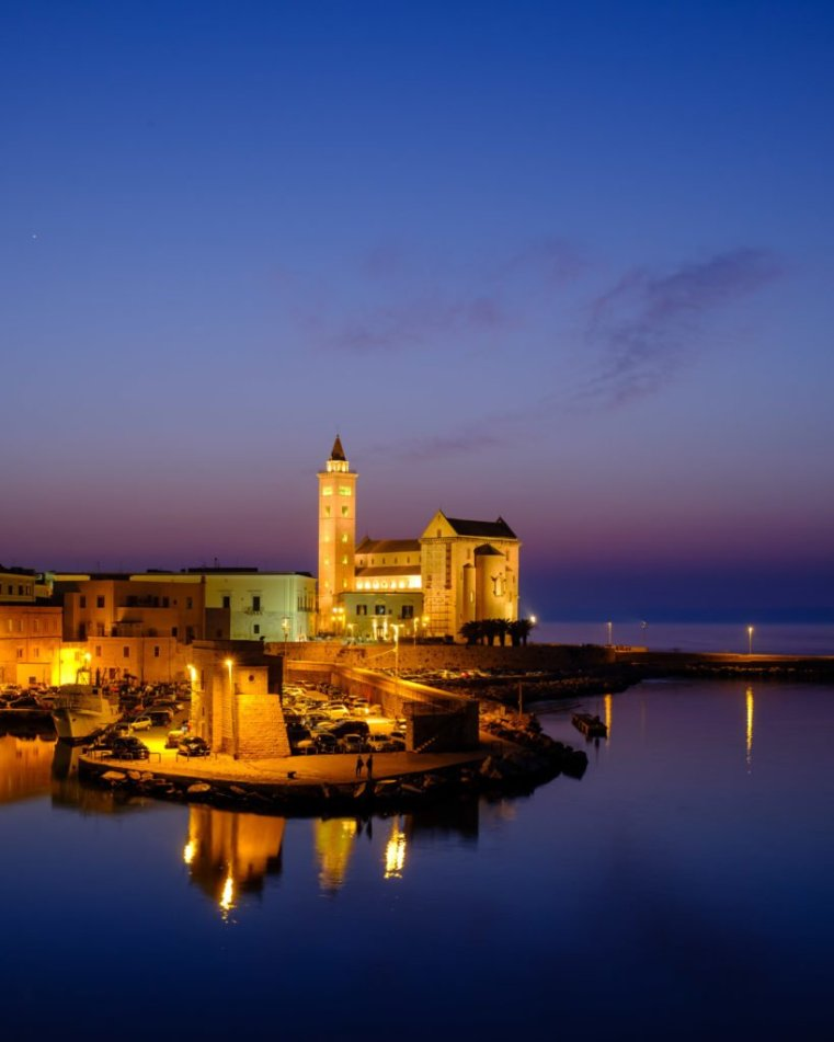 Trani Cathedral, Italy