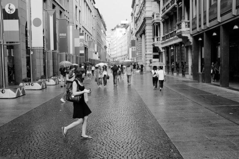 Corso Vittorio Emanuele, Milan