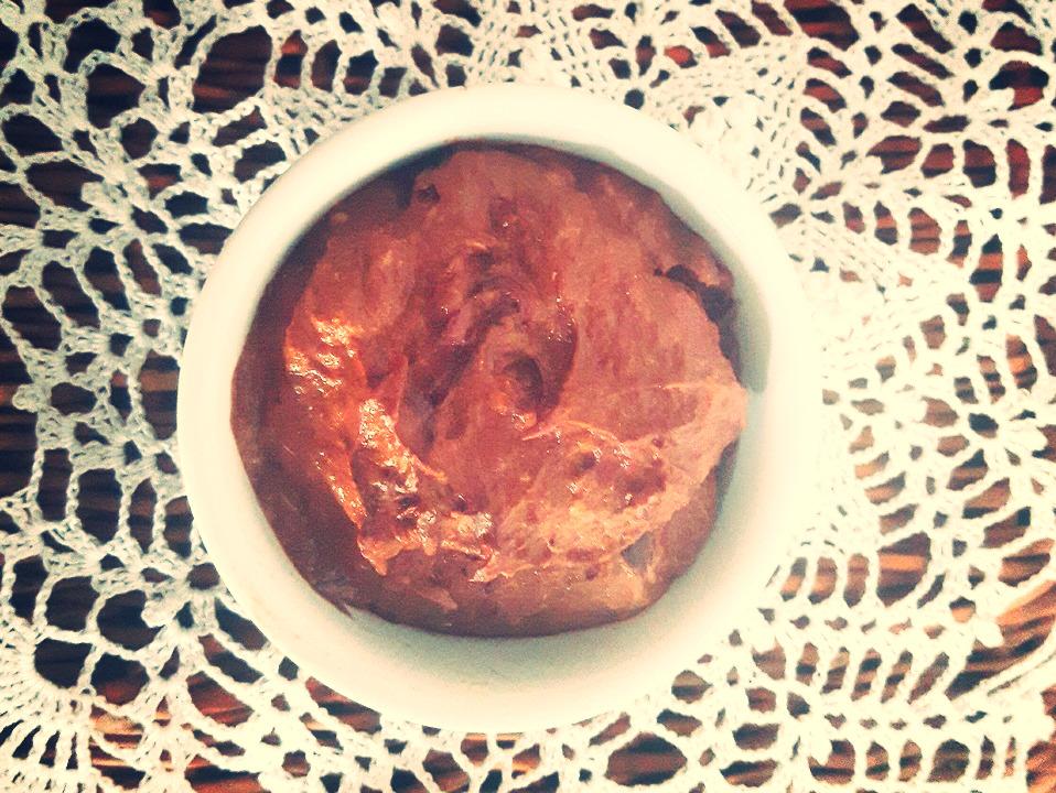 Błyskawiczny mus z bakłażana i czekolady