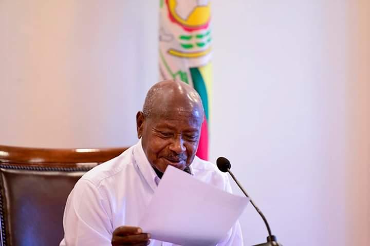 Museveni schools opening
