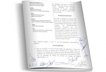 Expediente de Despido Colectivo y Movilidad Geográfica en Banco Santander