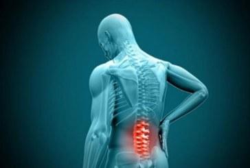 La lumbalgia es la causa más frecuente de incapacitación laboral en menores de 50 años