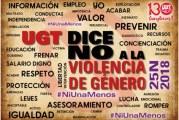 25N Día Internacional para la Eliminación de la Violencia contra las Mujeres
