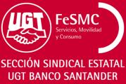 LOS DELEGAD@S DE UGT EN BANCO SANTANDER