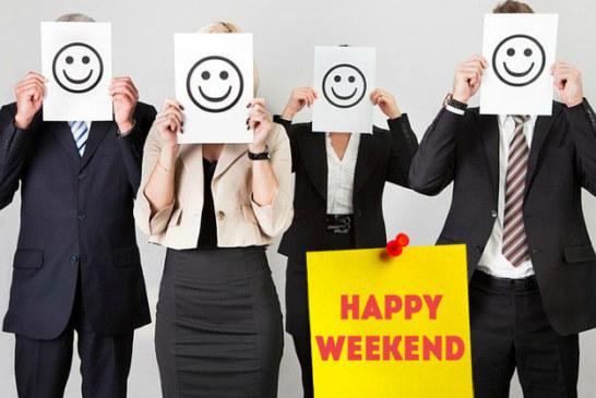 Happy Weekend / Happy Holidays: Integración Tecnológica