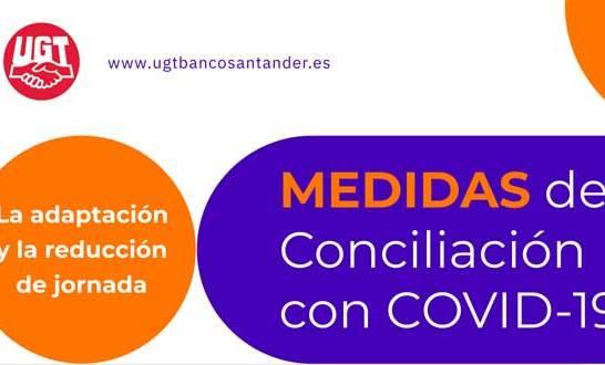 Medidas de Conciliación con COVID-19