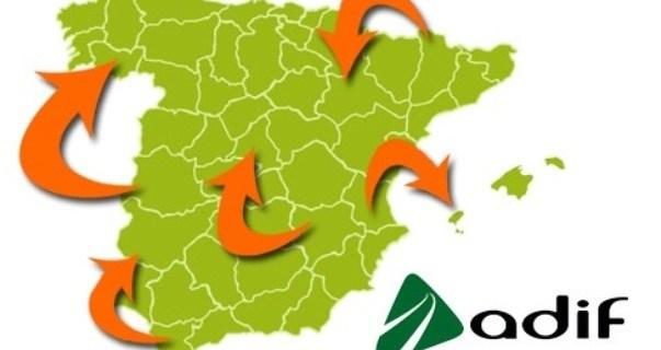 Comienza el proceso de Movilidad geográfica y funcional 2019 en ADIF