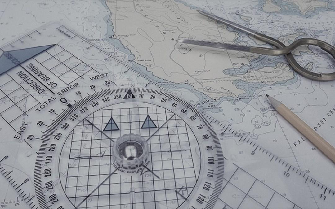 Haritalar ile Geleneksel Seyir