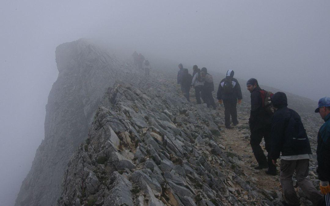 Uludağ Zirve Tırmanışı