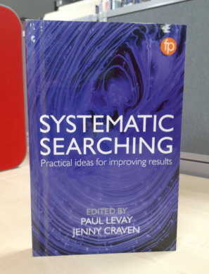 Book: Systematic Searching, Paul Levay and Jenny Craven