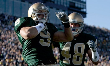 Notre Dame and Charlie Weis are still in search of a signature win four years after the epic 2005 USC game.