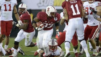 Stanford Cardinal Rose Bowl 2013