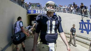 Tommy Rees - 2013 Notre Dame Starting Quarterback