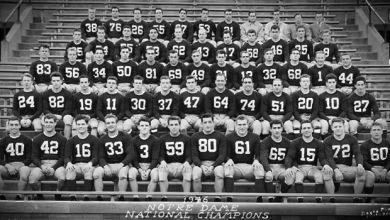 Notre Dame's 1946 National Championship