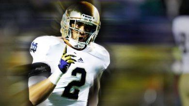 Bennett Jackson - Notre Dame CB