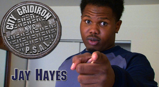 Jay Hayes - Notre Dame DL Commitment