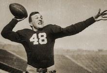 Angelo Bertelli - 1943 Heisman Trophy Winner