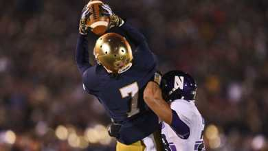 Will Fuller - Notre Dame WR vs. Northwestern