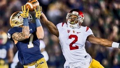 Will Fuller - Notre Dame WR v. USC