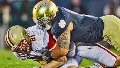 Notre Dame - Boston College Rivalry