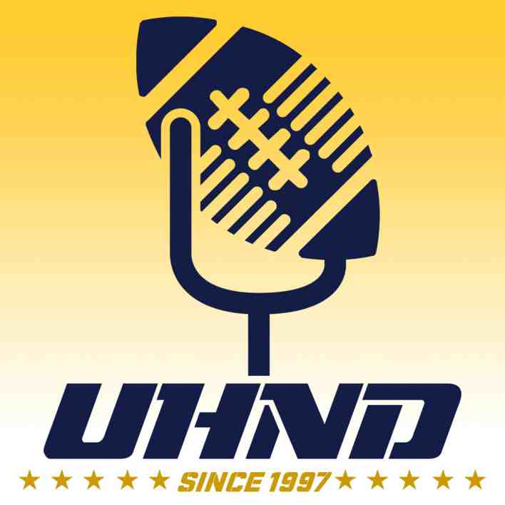 Single High Notre Dame Football Podcast from UHND.com