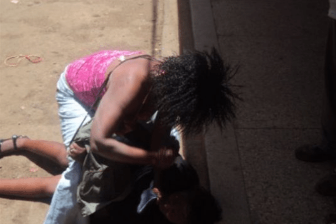 Woman Beats Form Two Girl For Sleeping With Her Husband
