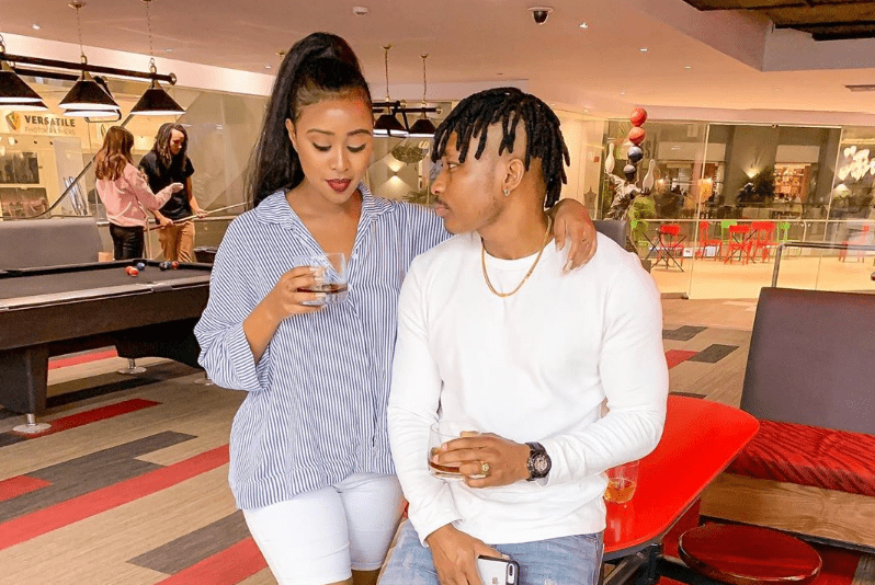 Is Otile Brown About to Become a Daddy With Girlfriend Nabayet?