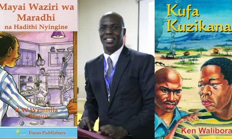 Renowned and respected Kenyan author Ken Walibora whose untimely and controversial death shocked many shocked