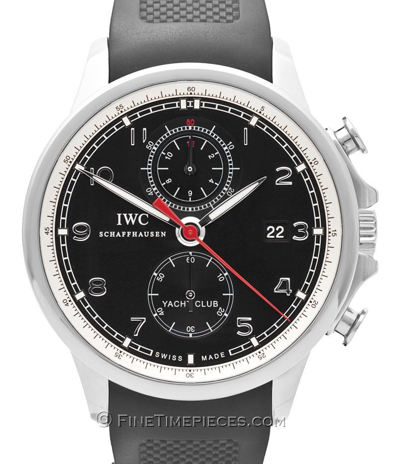 IWC Portugieser Yacht Club Chronograph Ref IW390210
