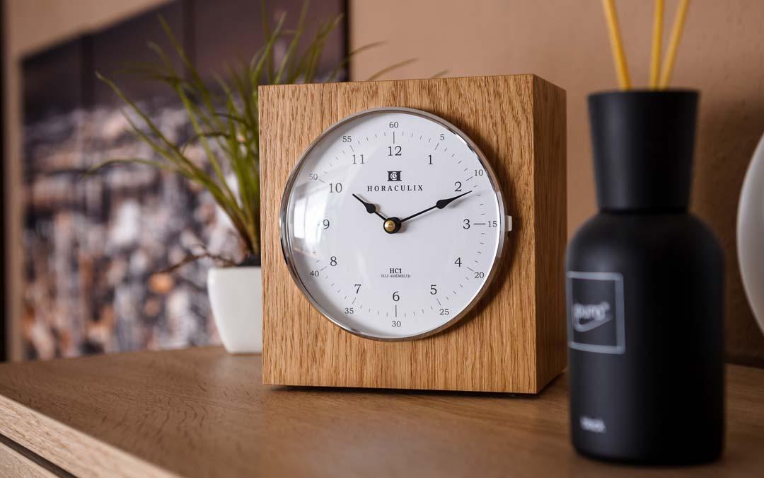 Uhrenbausatz Horaculix