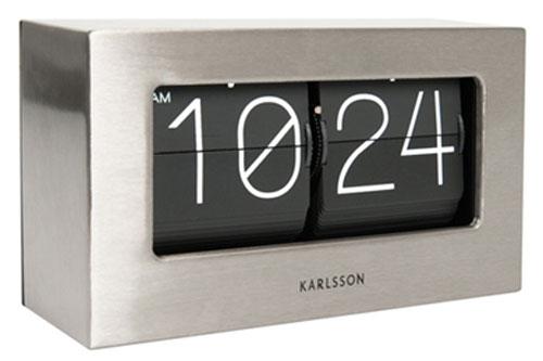 Karlsson Tischuhr KA5620ST
