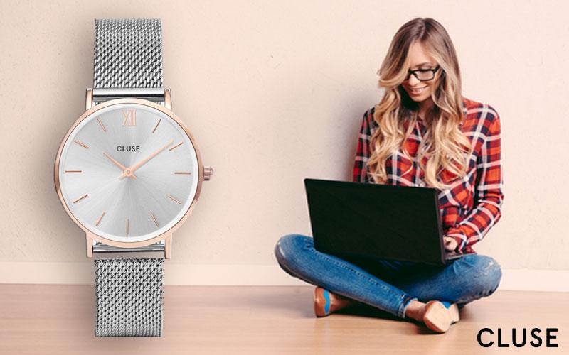 Die Uhr der Blogger- Cluse CL30025