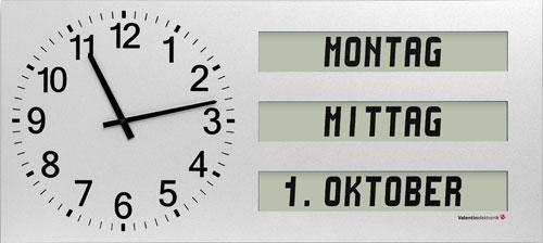 Kalenderuhren COE-40S3