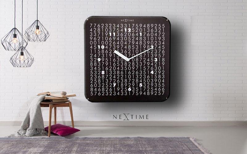Nextime 3244, die schwarze Matrixuhr!