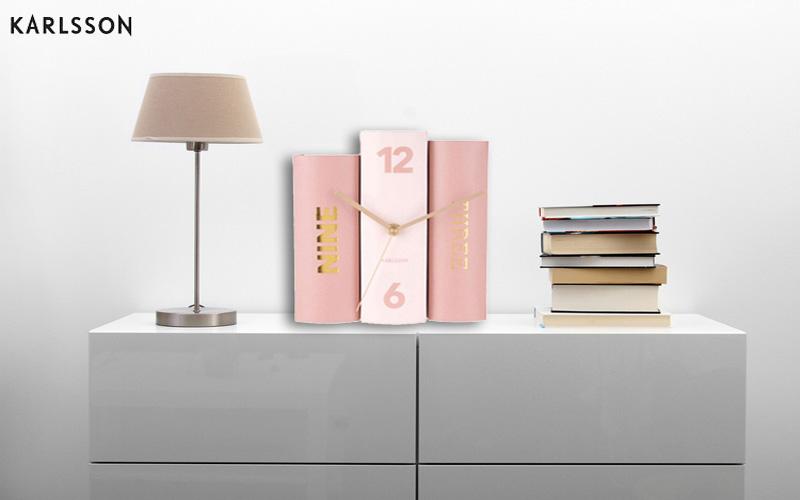 Die Karlsson KA5730 Bücheruhr