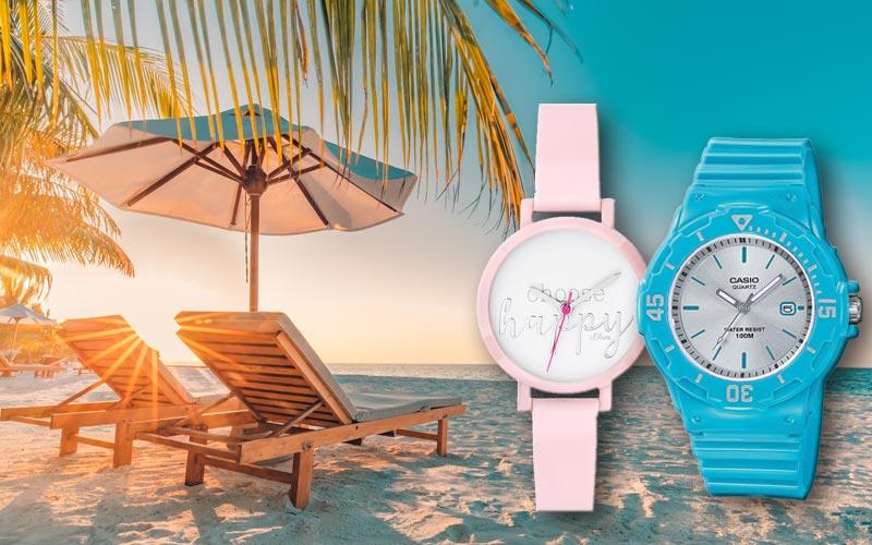 Armbanduhren für den Sommer 2019