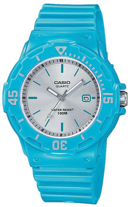 Armbanduhren für den Sommer: Casio LRW-200H-2E3VEF