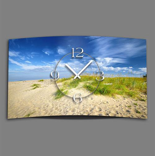 Sommerliche Wohnraumuhren Dixtime 3D-0392