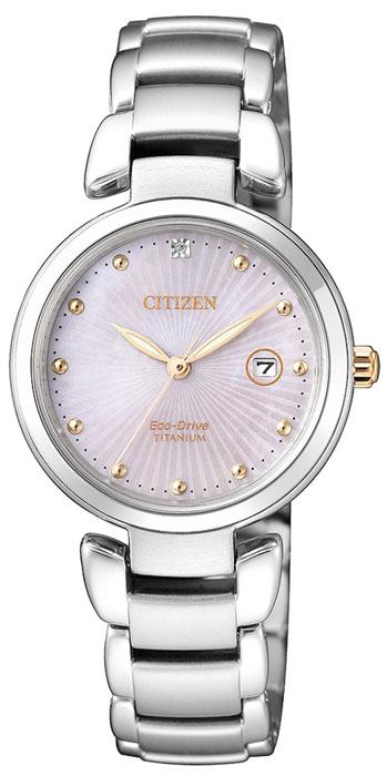 Armbanduhren Citizen EW2506-81Y