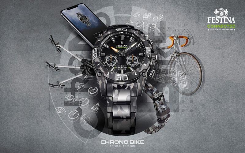Unsere Festina Chrono Bike Connected Neuheiten