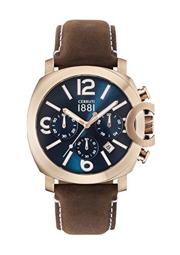Cerruti 1881 Herren-Armbanduhr CRA181SR03BR